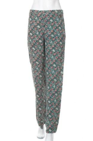 Дамски панталон Pepe Jeans, Размер M, Цвят Многоцветен, 100% вискоза, Цена 34,75лв.