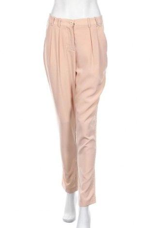 Дамски панталон Pinko, Размер M, Цвят Розов, Полиестер, Цена 47,60лв.