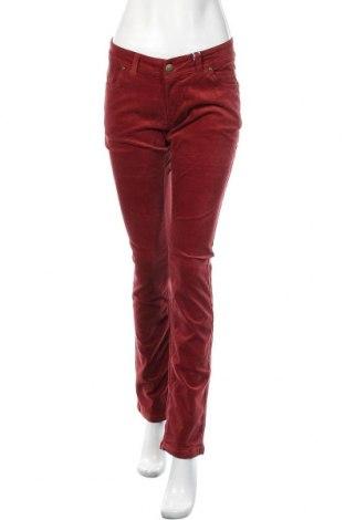 Γυναικείο παντελόνι Roadsign, Μέγεθος S, Χρώμα Κόκκινο, 97% βαμβάκι, 3% ελαστάνη, Τιμή 12,62€