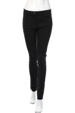Γυναικείο παντελόνι Soya Concept, Μέγεθος L, Χρώμα Μαύρο, 70% βισκόζη, 25% πολυαμίδη, 5% ελαστάνη, Τιμή 16,70€