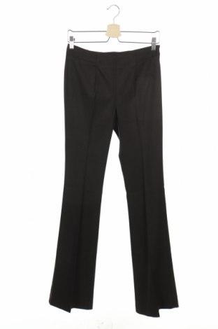 Дамски панталон Stefanel, Размер XS, Цвят Кафяв, 69% полиестер, 29% вискоза, 2% еластан, Цена 37,70лв.