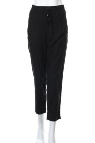 Дамски панталон Strenesse Blue, Размер L, Цвят Черен, 79% вискоза, 18% полиамид, 3% еластан, Цена 37,80лв.
