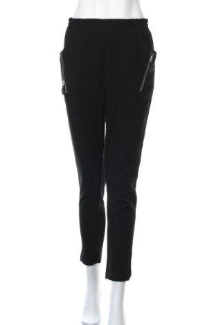 Γυναικείο παντελόνι Sublevel, Μέγεθος S, Χρώμα Μαύρο, Πολυεστέρας, Τιμή 6,14€