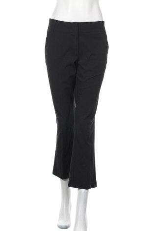Дамски панталон Summum Woman, Размер M, Цвят Черен, 48% полиамид, 39% памук, 13% еластан, Цена 8,21лв.
