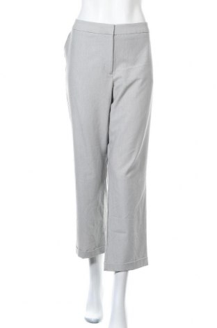 Дамски панталон Worthington, Размер XL, Цвят Сив, 73% полиестер, 26% вискоза, 4% еластан, Цена 26,46лв.