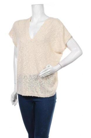 Γυναικείο πουλόβερ Amisu, Μέγεθος M, Χρώμα  Μπέζ, Τιμή 5,23€