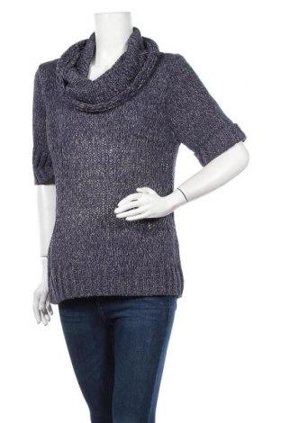 Γυναικείο πουλόβερ Bonita, Μέγεθος L, Χρώμα Μπλέ, 66%ακρυλικό, 34% πολυεστέρας, Τιμή 5,23€