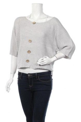 Γυναικείο πουλόβερ Colloseum, Μέγεθος XS, Χρώμα Γκρί, Τιμή 5,46€