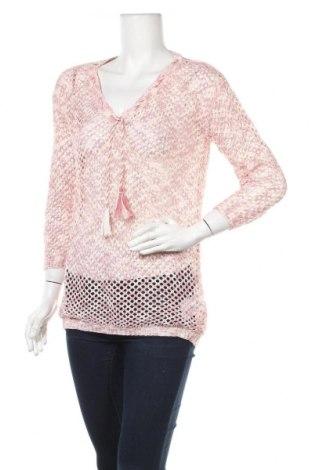 Γυναικείο πουλόβερ Colours Of The World, Μέγεθος S, Χρώμα Ρόζ , 55% πολυεστέρας, 45%ακρυλικό, Τιμή 5,00€