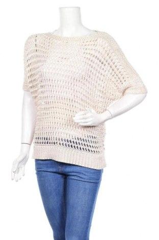 Γυναικείο πουλόβερ Comma,, Μέγεθος M, Χρώμα  Μπέζ, 100% πολυακρυλικό, Τιμή 10,46€