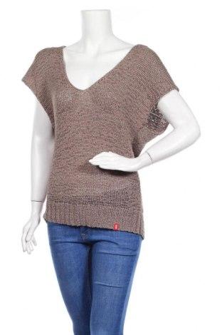 Γυναικείο πουλόβερ Edc By Esprit, Μέγεθος S, Χρώμα Καφέ, 60% πολυεστέρας, 40% βαμβάκι, Τιμή 16,66€