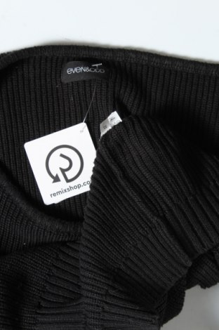 Γυναικείο πουλόβερ Even&Odd, Μέγεθος XS, Χρώμα Μαύρο, 50% βαμβάκι, 50%ακρυλικό, Τιμή 9,90€