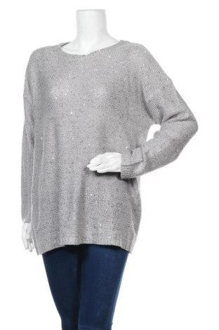 Γυναικείο πουλόβερ Giada, Μέγεθος XL, Χρώμα Γκρί, 50%ακρυλικό, 50% πολυεστέρας, Τιμή 18,19€