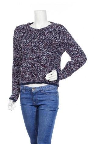 Γυναικείο πουλόβερ H&M, Μέγεθος L, Χρώμα Πολύχρωμο, 60% βαμβάκι, 40%ακρυλικό, Τιμή 7,13€