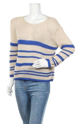 Γυναικείο πουλόβερ Leone, Μέγεθος S, Χρώμα  Μπέζ, 100%ακρυλικό, Τιμή 5,91€