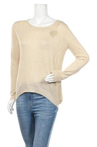 Γυναικείο πουλόβερ Molly Bracken, Μέγεθος M, Χρώμα  Μπέζ, Τιμή 14,91€