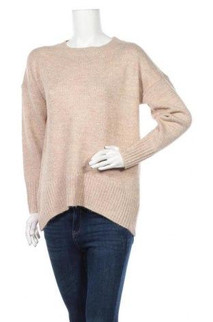Γυναικείο πουλόβερ ONLY, Μέγεθος XS, Χρώμα  Μπέζ, 77%ακρυλικό, 19% πολυεστέρας, 4% ελαστάνη, Τιμή 20,10€