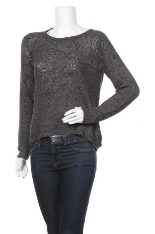 Γυναικείο πουλόβερ ONLY, Μέγεθος M, Χρώμα Γκρί, 65%ακρυλικό, 35% πολυαμίδη, Τιμή 6,37€