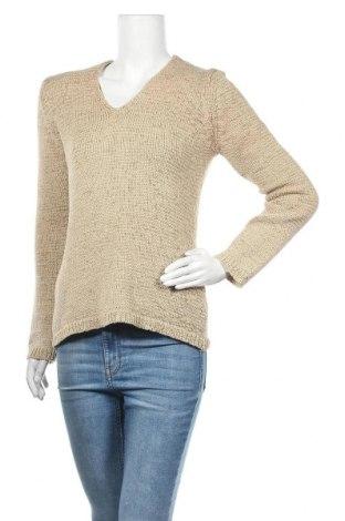 Γυναικείο πουλόβερ Pappercorn, Μέγεθος L, Χρώμα  Μπέζ, 60% βαμβάκι, 40% πολυεστέρας, Τιμή 17,28€