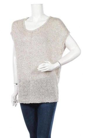Дамски пуловер Tara, Размер M, Цвят Бежов, Цена 6,30лв.