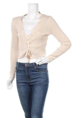 Γυναικείο πουλόβερ, Μέγεθος S, Χρώμα  Μπέζ, Τιμή 6,50€