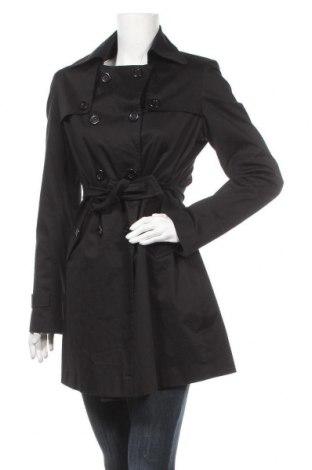 Дамски шлифер, Размер M, Цвят Черен, Цена 11,03лв.