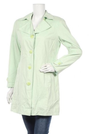 Дамски шлифер, Размер M, Цвят Зелен, Цена 24,57лв.