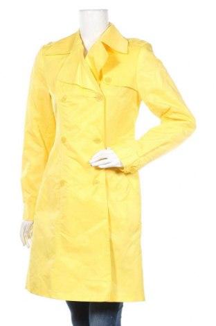Дамски шлифер, Размер XS, Цвят Жълт, Полиамид, Цена 46,31лв.
