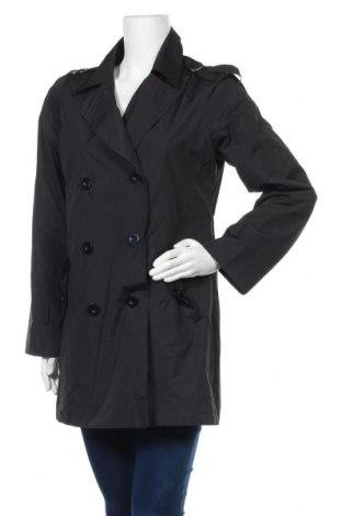 Дамски шлифер, Размер M, Цвят Черен, Полиестер, Цена 8,37лв.