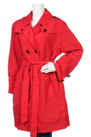 Дамски шлифер Mona, Размер 3XL, Цвят Червен, Полиестер, Цена 37,80лв.