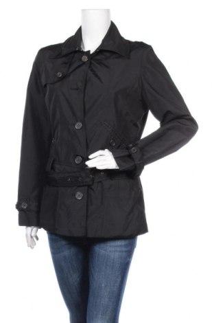Дамски шлифер Adagio, Размер M, Цвят Черен, 100% полиамид, Цена 10,24лв.