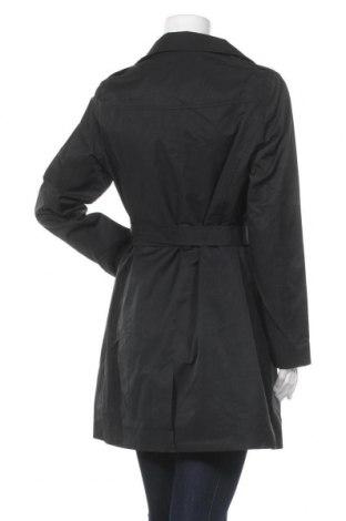 Дамски шлифер Balsamik, Размер L, Цвят Черен, 61% памук, 39% полиестер, Цена 64,50лв.