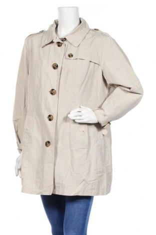 Дамски шлифер Bexleys, Размер XL, Цвят Бежов, 54% памук, 46% полиестер, Цена 26,46лв.