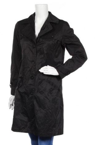 Дамски шлифер Biaggini, Размер M, Цвят Черен, 63% полиестер, 37% памук, Цена 11,11лв.