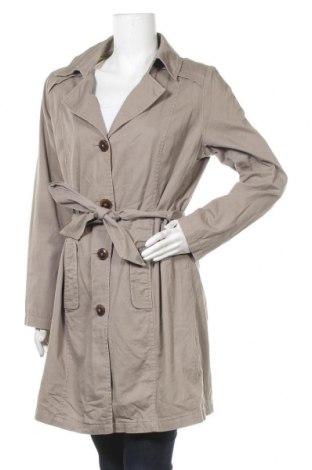 Дамски шлифер Bpc Bonprix Collection, Размер XL, Цвят Сив, 100% памук, Цена 39,69лв.