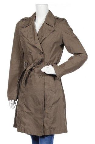 Дамски шлифер Broadway, Размер M, Цвят Кафяв, 65% полиестер, 35% памук, Цена 11,29лв.