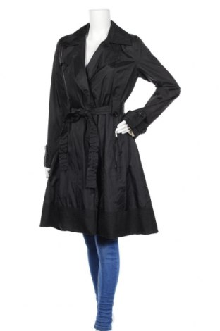 Дамски шлифер By Malene Birger, Размер M, Цвят Черен, Полиестер, Цена 162,75лв.