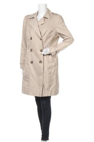Дамски шлифер Debenhams, Размер XL, Цвят Бежов, 55% памук, 45% полиестер, Цена 35,28лв.