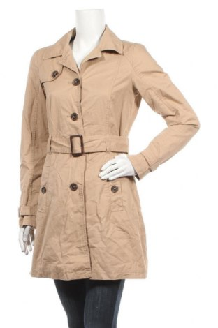 Дамски шлифер Esprit, Размер S, Цвят Бежов, 100% памук, Цена 11,03лв.