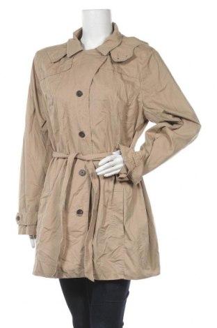Дамски шлифер Gap, Размер XL, Цвят Бежов, Памук, Цена 21,84лв.