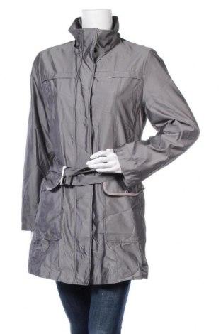 Дамски шлифер Gerry Weber, Размер M, Цвят Сив, 60% полиамид, 40% полиестер, Цена 31,16лв.