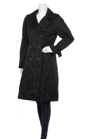 Дамски шлифер H&M, Размер M, Цвят Черен, 65% полиестер, 35% памук, Цена 19,32лв.