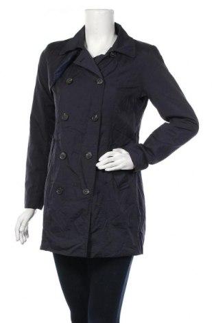 Дамски шлифер ONLY, Размер M, Цвят Син, 65% памук, 35% полиамид, Цена 27,93лв.