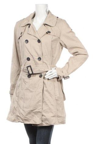 Дамски шлифер S.Oliver, Размер L, Цвят Бежов, Цена 33,08лв.