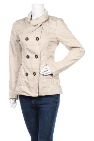Дамски шлифер Vero Moda, Размер M, Цвят Бежов, 65% полиестер, 35% памук, Цена 9,45лв.