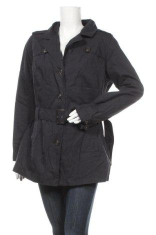 Дамски шлифер Yessica, Размер XL, Цвят Син, Цена 11,29лв.