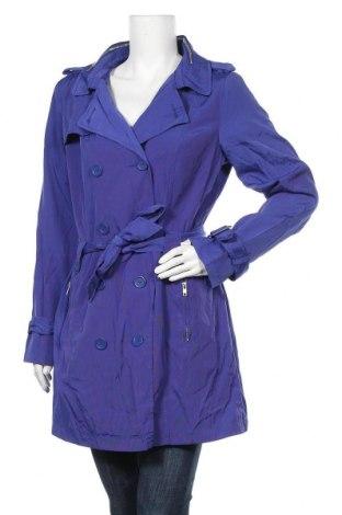 Дамски шлифер Yessica, Размер L, Цвят Лилав, 75% полиамид, 25% памук, Цена 11,55лв.