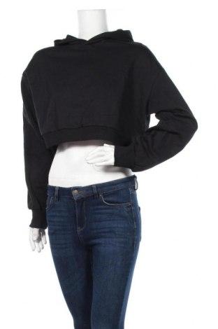 Дамски суичър Even&Odd, Размер M, Цвят Черен, 60% памук, 40% полиестер, Цена 34,50лв.