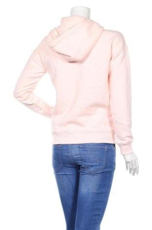 Дамски суичър Urban Classics, Размер S, Цвят Розов, 63% памук, 37% полиестер, Цена 44,25лв.