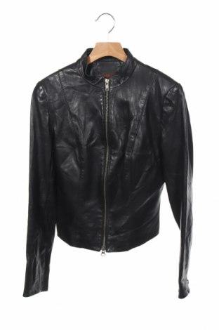 Γυναικείο δερμάτινο μπουφάν Danier, Μέγεθος XXS, Χρώμα Μαύρο, Γνήσιο δέρμα, Τιμή 95,02€